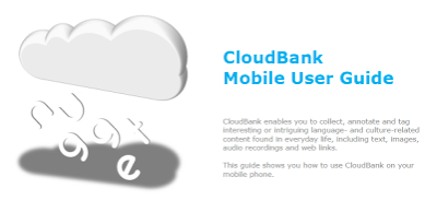 CloudBank Mobile User Guide