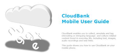 CloudBank Mobile User Guide