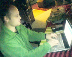 Nick blogging...