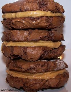 A Cook's Quest: Peanut Butter Stuffed Milk Chocolate ...