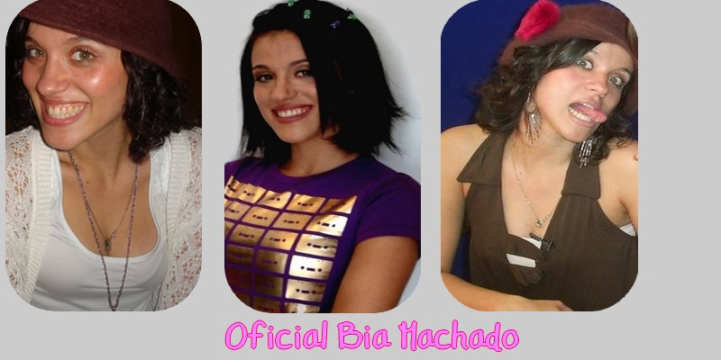 • Oficial Bia Machado