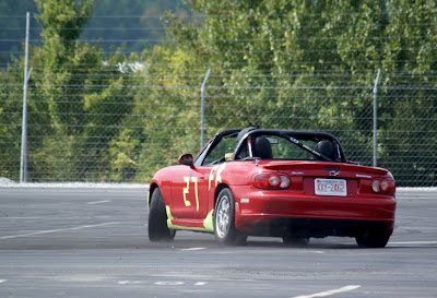 Mazdaspeed Roadster