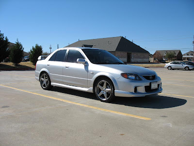 Limited Edition Mazdaspeed Familia