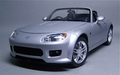 Limited Edition Mazdaspeed Roadster