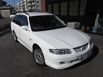 Mazda Capella Wagon SPORTS Series