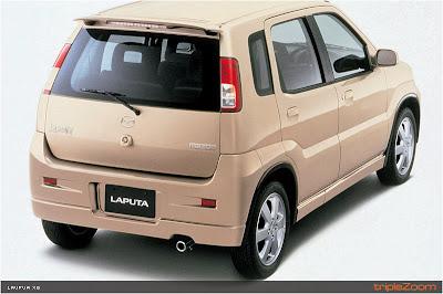 Mazda Laputa 5 doors