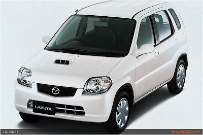 Mazda Laputa XE Extra