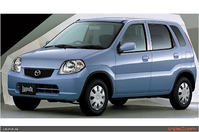 Mazda Laputa XG