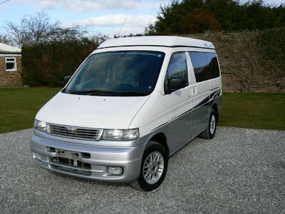 Mazda Bongo Friendee City Runner III