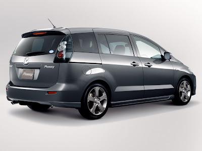 Mazda Premacy Exterior