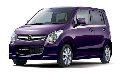 Mazda AZ-Wagon Model
