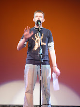 CFG the slam poet
