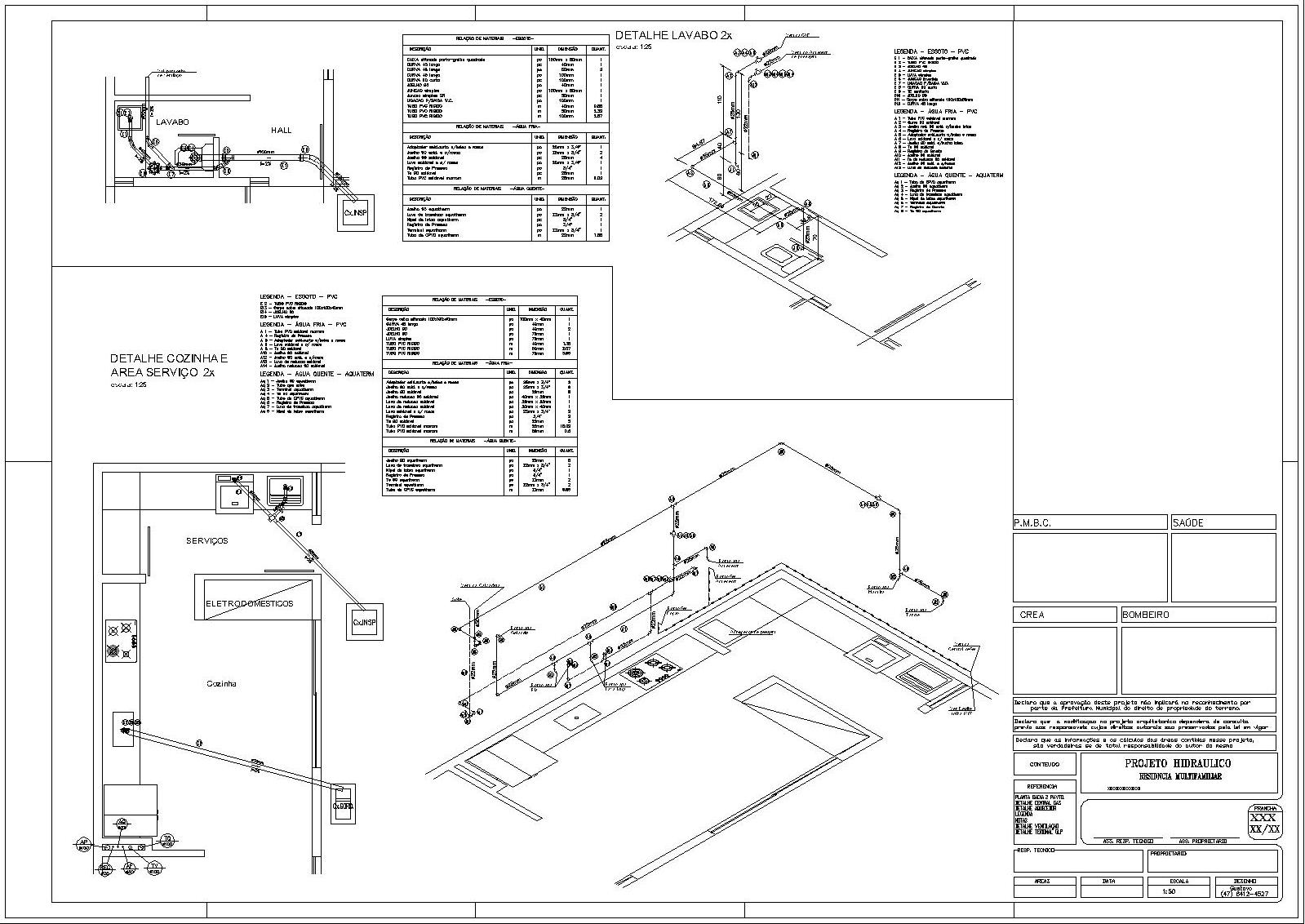 Geórgeo Projetos: Detalhamentos #444444 1599 1132