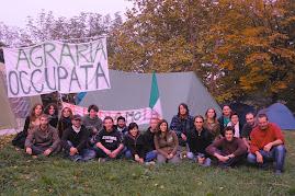 Campeggio di Occupazione di Agraria a Torino