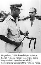 Ex-Somali Police Commissioner  General Mohamed Abshir