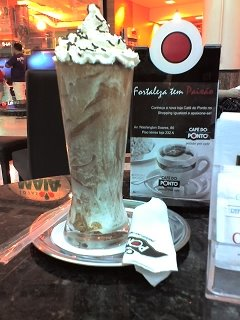 CAFÉ DO PONTO - SHOPPING IGUATEMI - FORTALEZA - CE.
