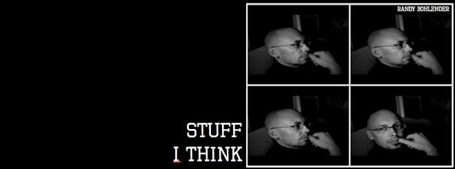stuff i think