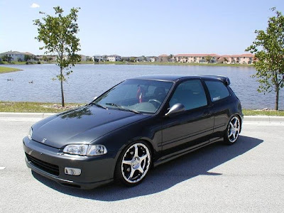 Honda Civic Estilo Modifikasi Photo