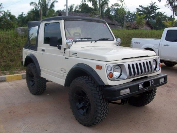 Photo Suzuki Jimny Modifikasi