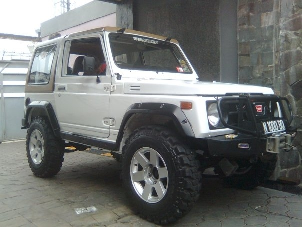 Picture Suzuki Jimny Modifikasi