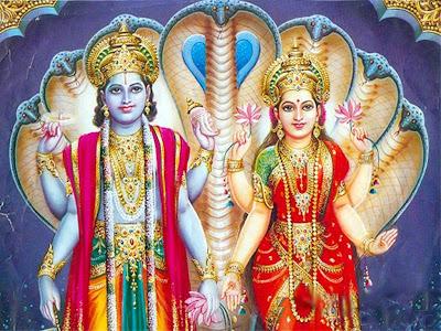 Hindu god godess hindu godess lakshmi god vishnu and godess lakshmi - Images of hindu gods and goddesses ...