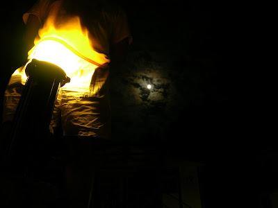 A la luz de la noche