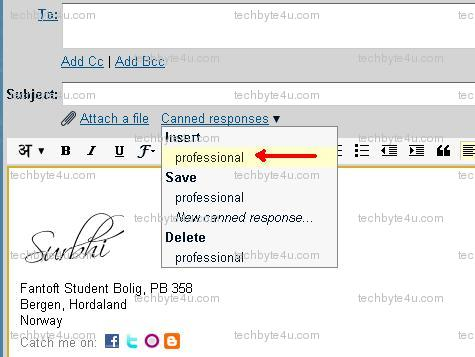 how to add animated signature in gmail