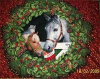 Horse Racing Christmas Cards Horse Christmas Cards Horse Charity Christmas Cards