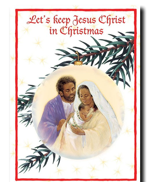 Free Christmas Cards African American Christmas Cards