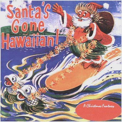christmas cards from hawaii - Hawaiian Christmas Cards