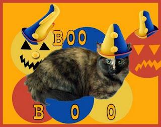 Happy Halloween Boo