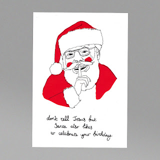 free christmas birthday cards happy