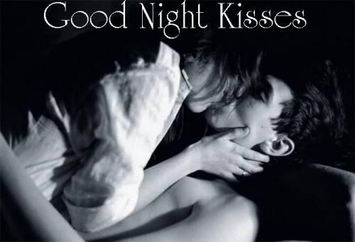 Filled Good Night Kiss