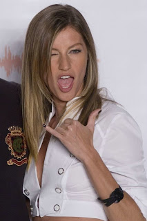 Gisele Bundchen- world's highest earning model