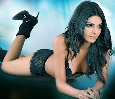 Sherlyn Chopra to create history by posing for Playboy