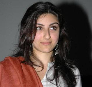 Soha Ali Khan in a dream role in- Mumbai Meri Jaan