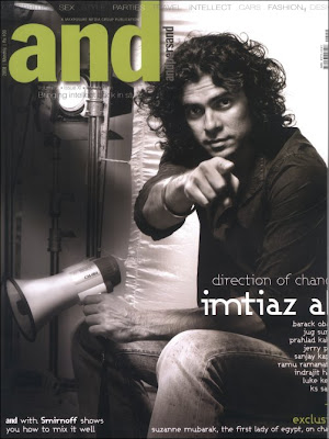 Imtiaz Ali on cover of Andpersand