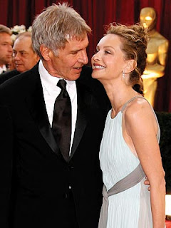 Harrison Ford -Calista Flockhart