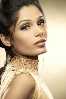 Freida Pinto voted fourth Sexiest Woman in Hollywood