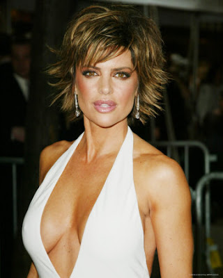 Lisa Rinna on Playboy cover again