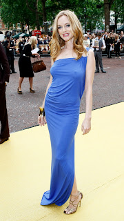 Heather Graham - The Hangover premiere