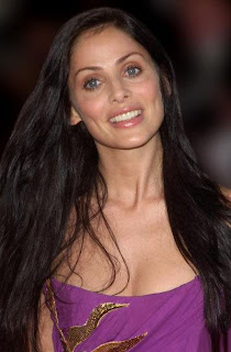 Natalie Imbruglia shoots for Want