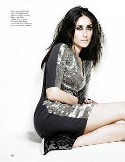 Kareena Kapoor Photoshoot for Vogue