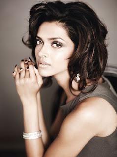 Deepika Padukone for Verve