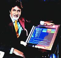 Amitabh Bachchan back on KBC