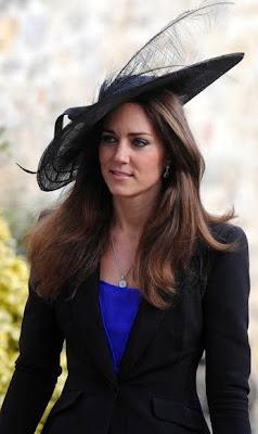 Kate Middleton's £100K black dress caught William over