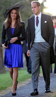 Prince William's wedding day to be national celebration