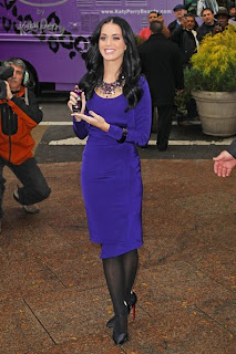 Katy Perry launches her fragrance Purr