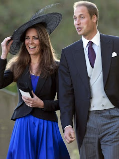 Prince William to marry Kate Middleton in April