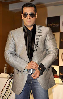 Salman Khan launches Being Human watches for women